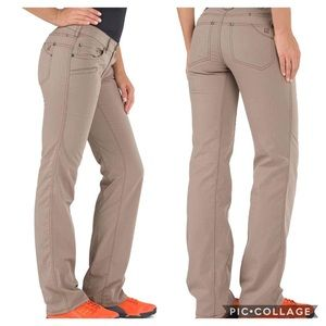 5.11 Tactical Cirrus Pants Tan Size 8